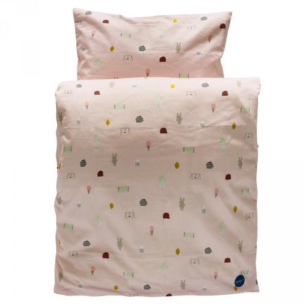 OYOY Kinderbettwäsche Sommer 100 x 140
