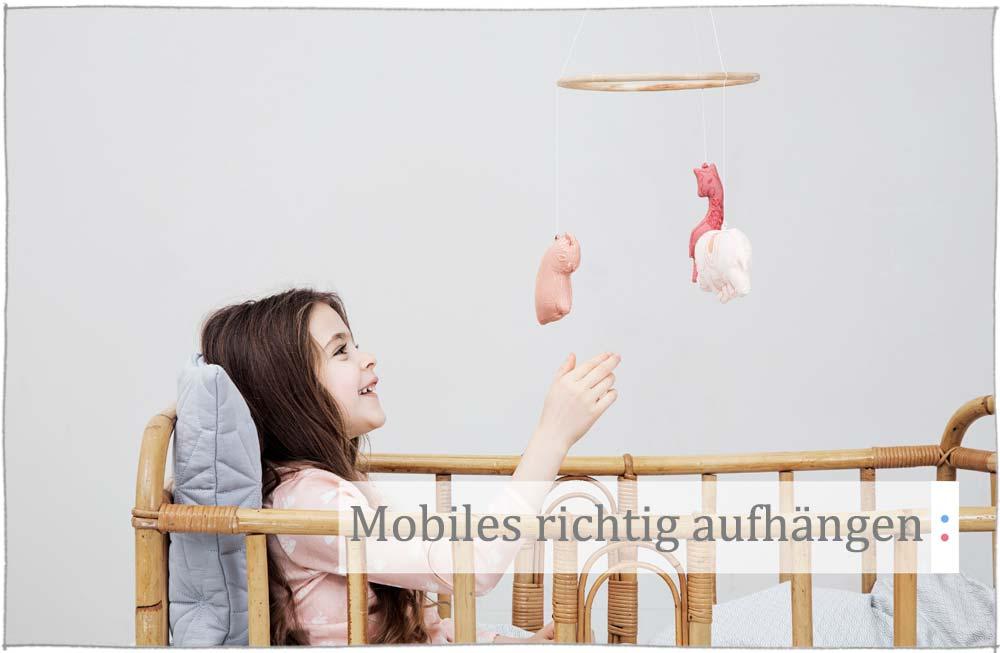 mobile aufhaengen