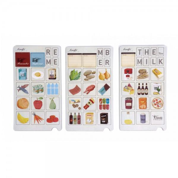 Londji Kinder Magneten für den Kühlschrank