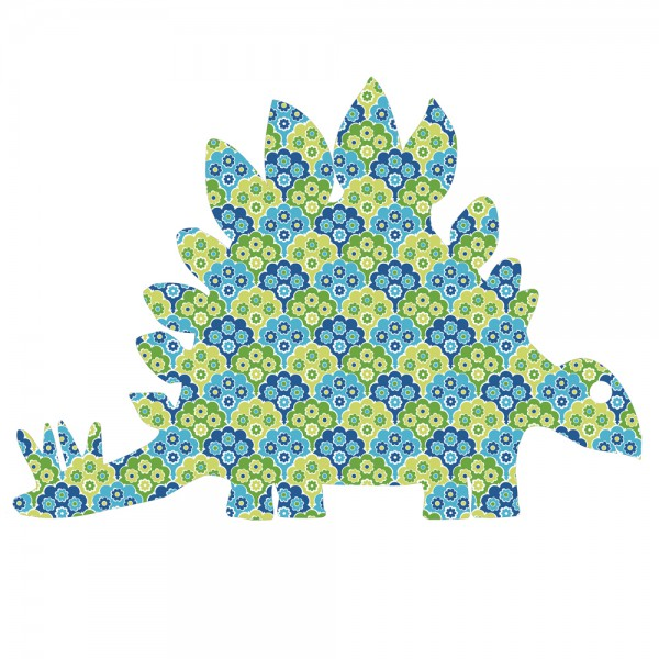 Inke Tapetentier Dino Stagosaurus 36
