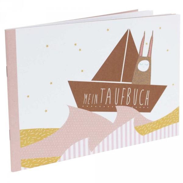 Ava & Yves Erinnerungsbuch Meine Taufe Mädchen