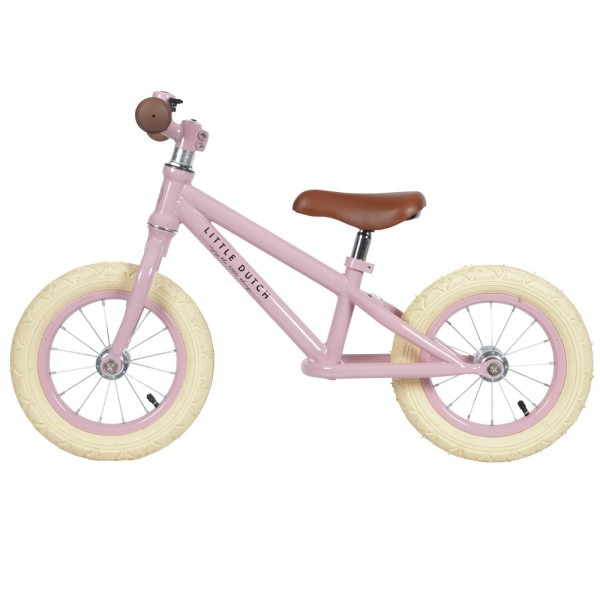 Little Dutch Lauflernrad rosa