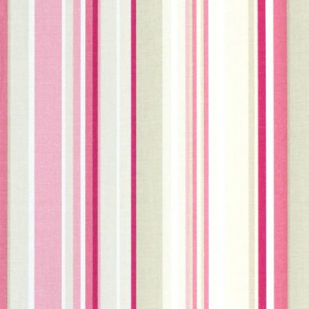 Harlequin Stoff Streifen pink