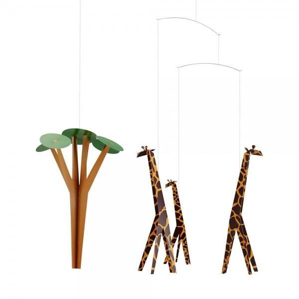 Flensted Mobile Giraffen