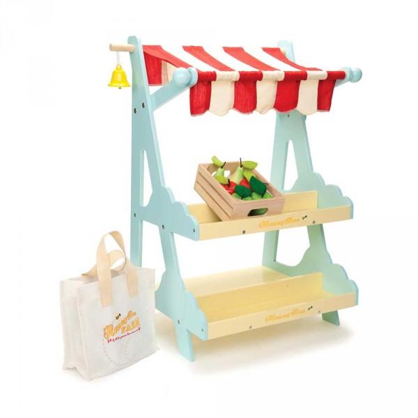 Le Toy Van Marktstand Honeybee