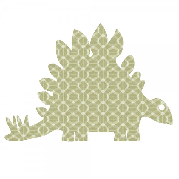Inke Tapetentier Dino Stagosaurus 103