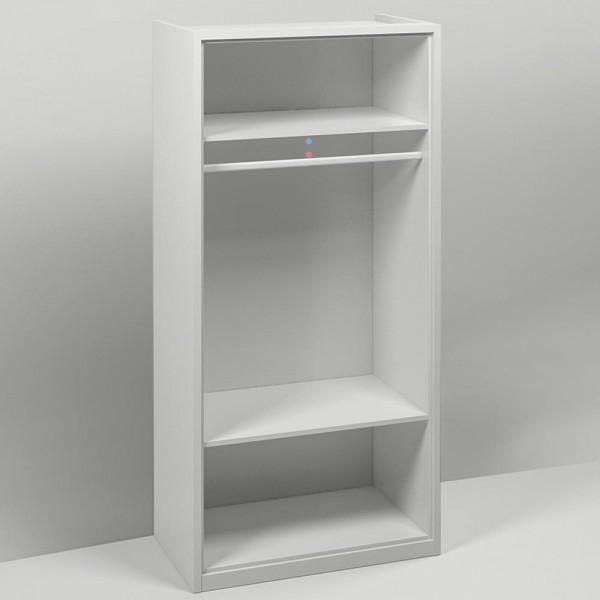 Muba Bespoke System Schrankmodul 2 türig 69 cm