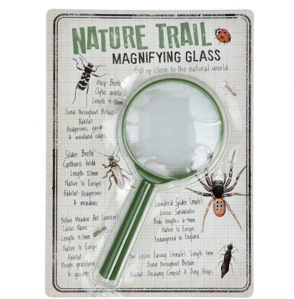"""Rex London Lupe für Kinder """"Nature Trail"""""""