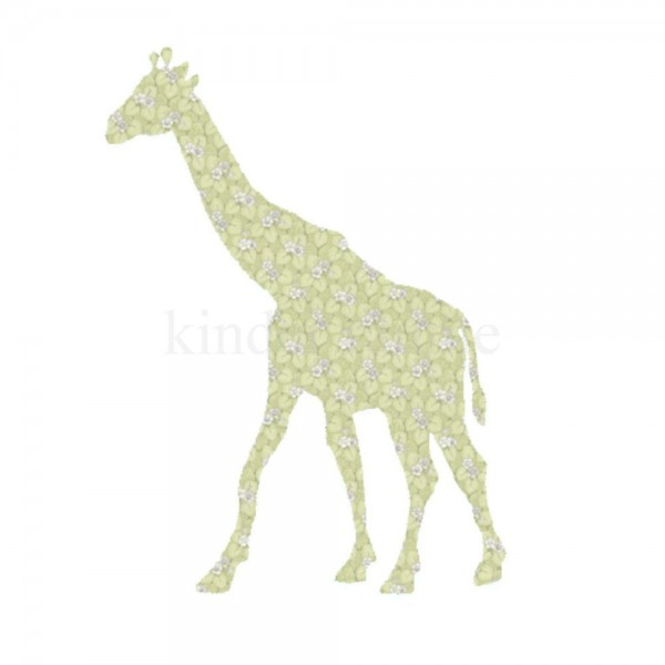 Inke Tapetentier Giraffe 134