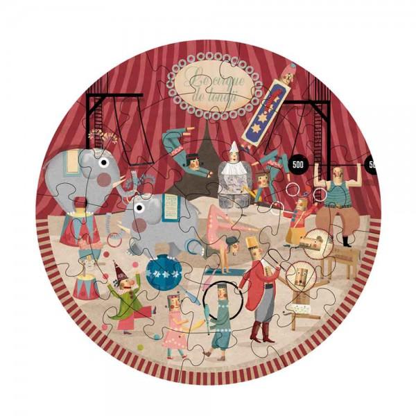 Londji Kinder Puzzle My round circus