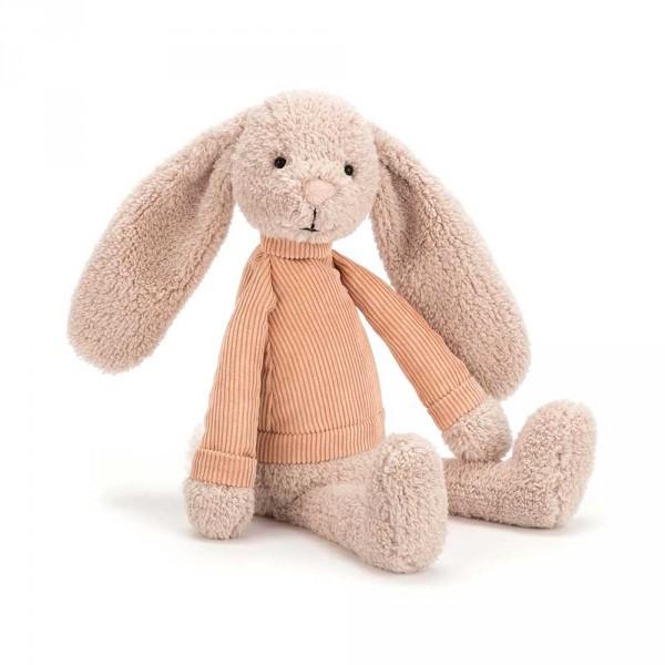Jellycat Kuscheltier Jumble Hase mit Pullover