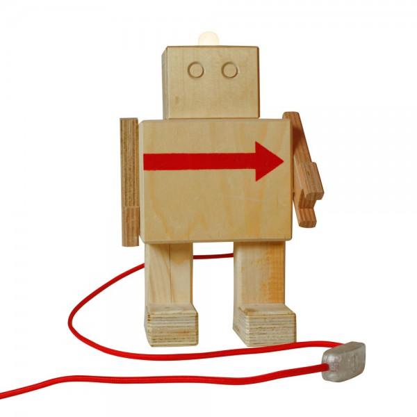 Rijkswachters Lampe Roboter medium