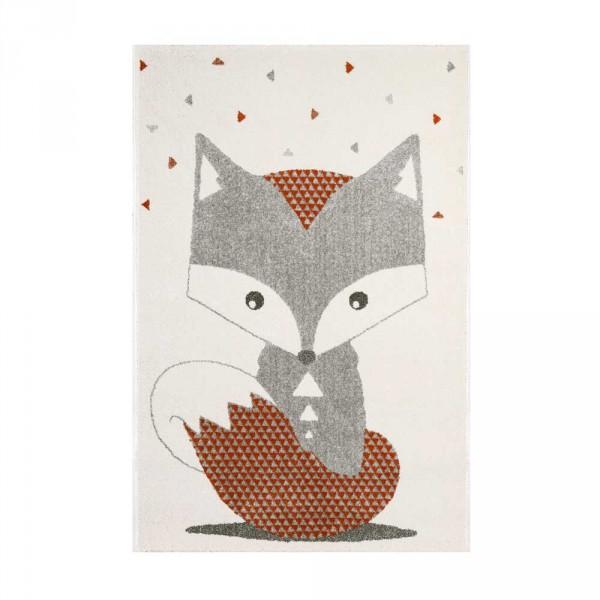 Art for Kids Kinderteppich Fuchs