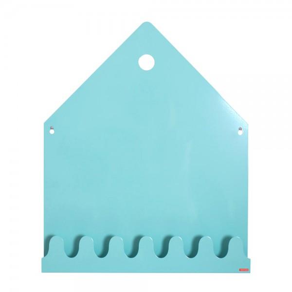 Roommate Magnetwand / Regal / Garderobe Villa Metall mint