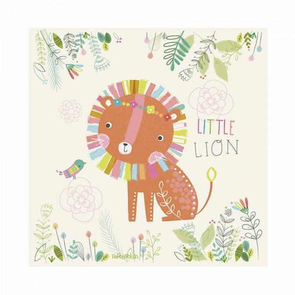 Lilipinso Bild kleiner Löwe