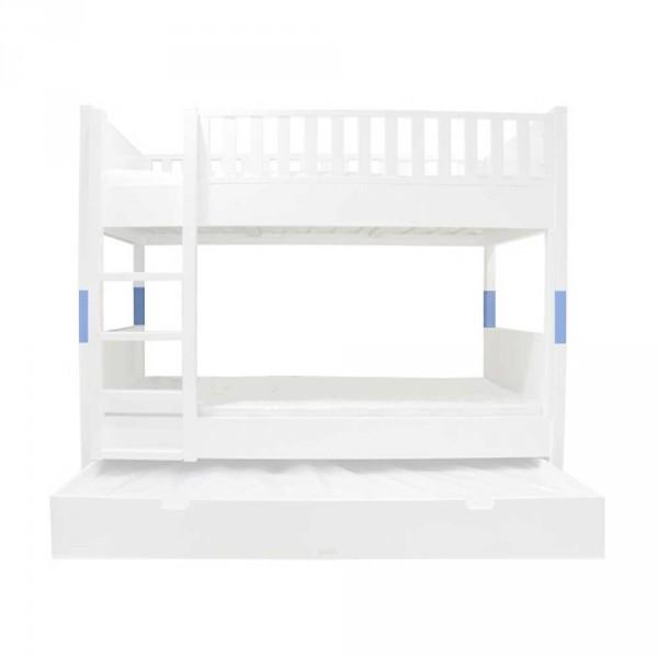 Bopita Nordic Umbau-Set von 2 Basic Betten zum Etagenbett