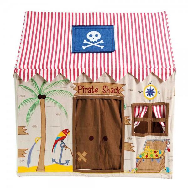 Win Green Spielhaus Piraten Hütte