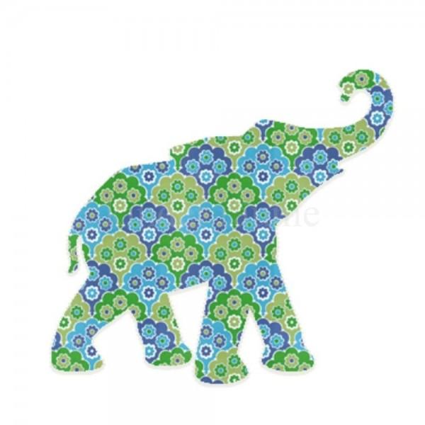 Inke Tapetentier Babyelefant 036