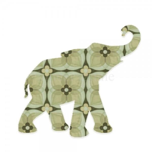 Inke Tapetentier Babyelefant 076