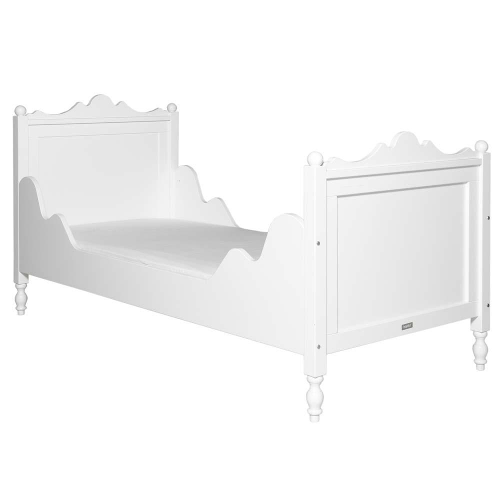 bopita belle kinderbett wei 90 x 200 bei kinder r ume. Black Bedroom Furniture Sets. Home Design Ideas