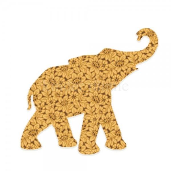 Inke Tapetentier Babyelefant 141