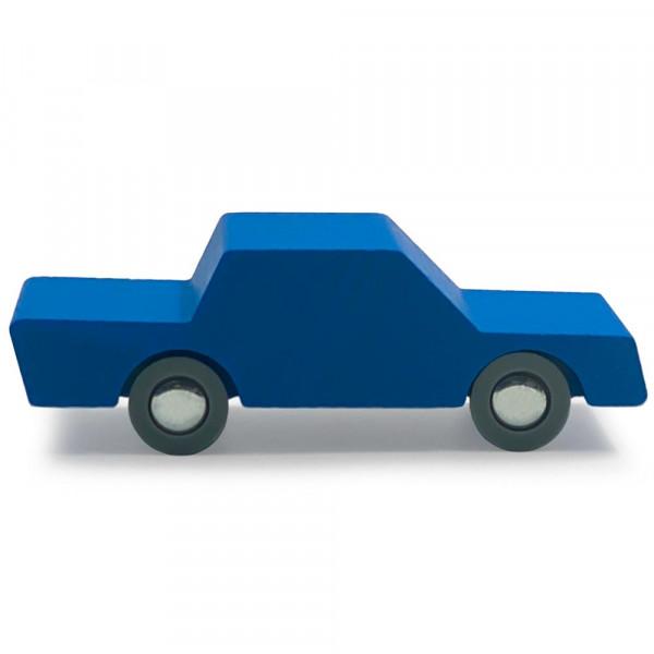 Way to Play Spielzeugauto Holz blau