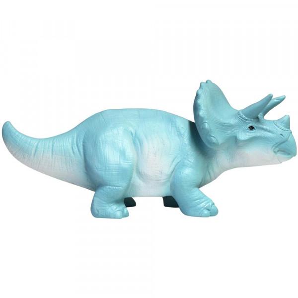 Led Mini Nachtlicht Triceratops türkis