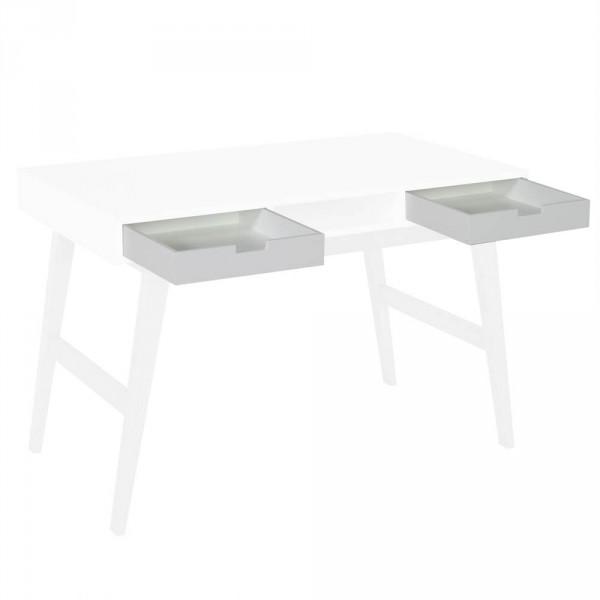 Quax Schublade für Schreibtisch & Nachttisch Trendy weiss