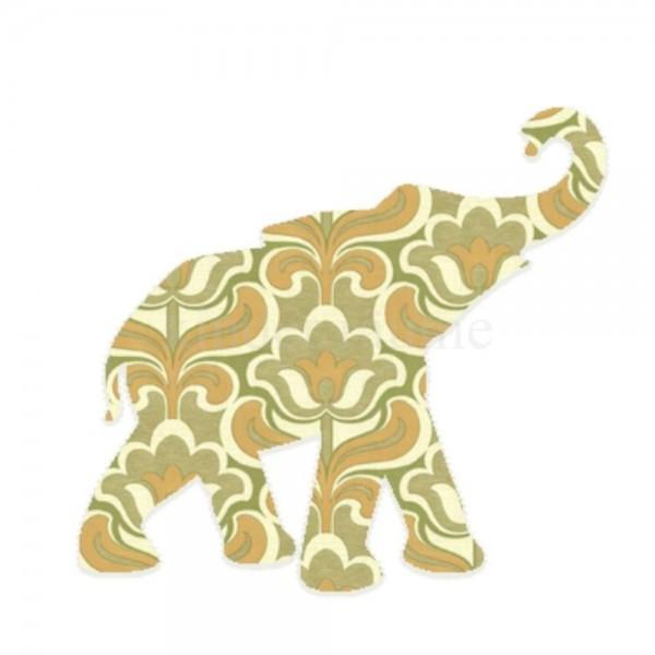 Inke Tapetentier Babyelefant 033