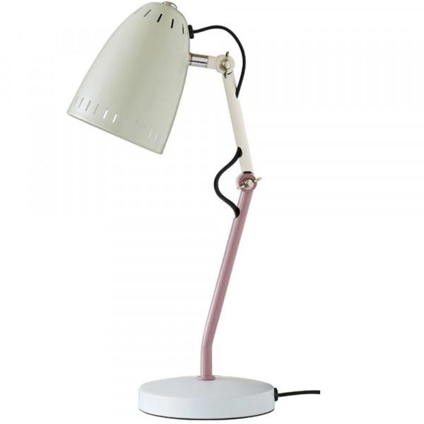 """Superliving Schreibtischlampe """"Dynamo 345"""" pastell"""