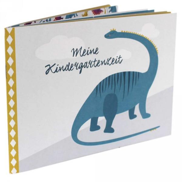 Ava & Yves Erinnerungsbuch Meine Kindergartenzeit Dino