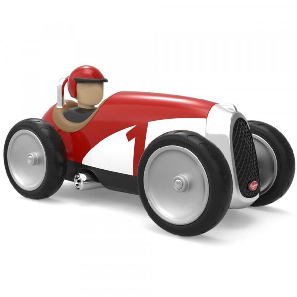 Baghera Spielzeug Rennauto rot