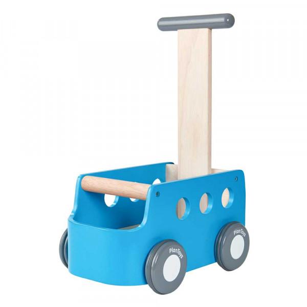 Plan Toys Lauflernwagen Lieferwagen