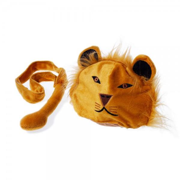 Oskar & Ellen Tier Spielmütze Löwe