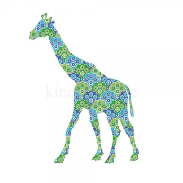 Inke Tapetentier Giraffe 036