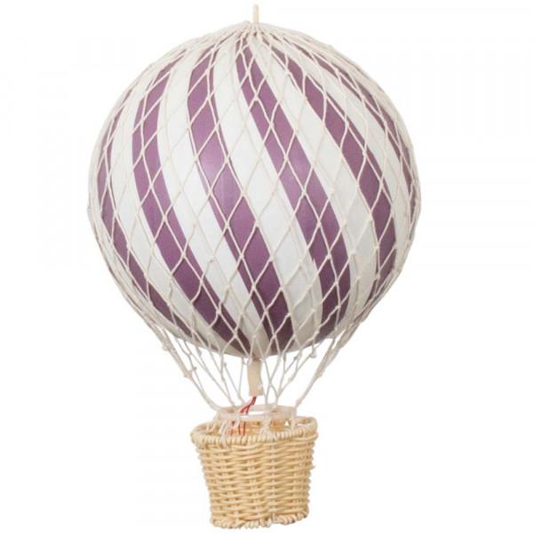 Filibabba Deko Heissluftballon pflaume