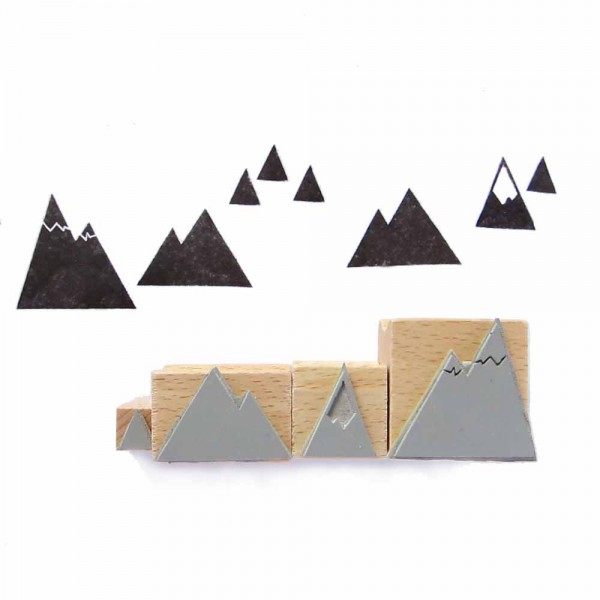 Nuukk Stempel Berge