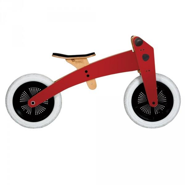 Wishbone Laufrad 2 in 1 rot