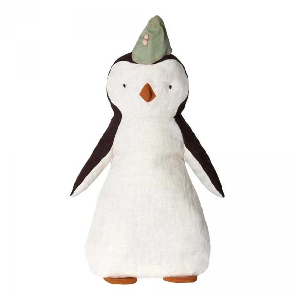 Maileg Stofftier Pinguin mit Hut gross