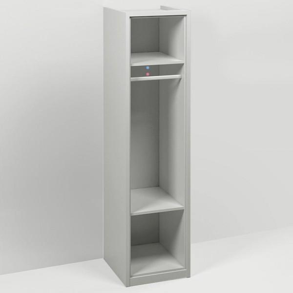 Muba Bespoke System Schrankmodul 1 türig 34,5 cm