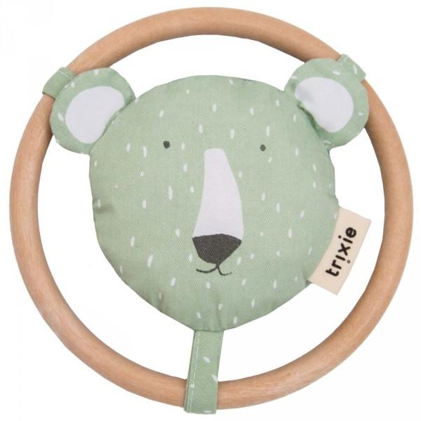 Trixie Baby Rassel Eisbär