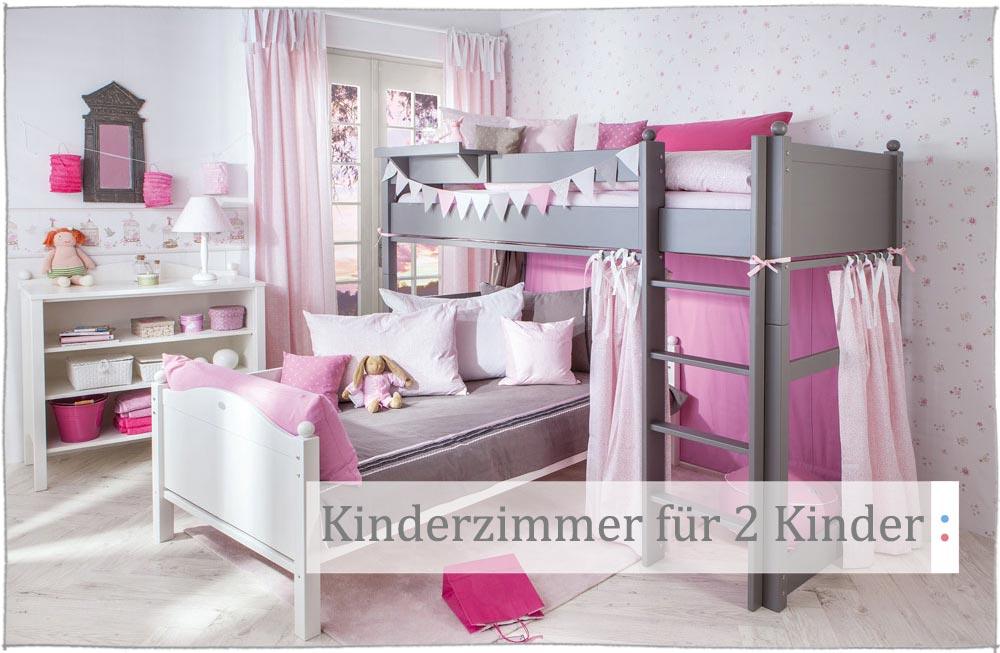 Das Kinderzimmer Für 2 Kinder Einrichten. Kinderzimmer_fuer_zwei