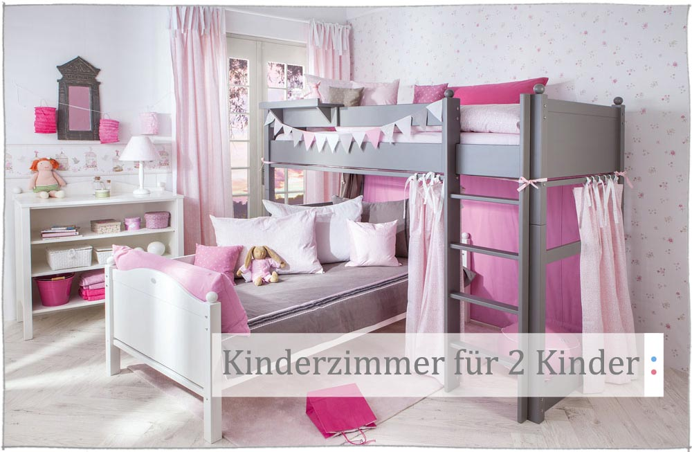 Kinderzimmer für 2 Kinder planen | kinder räume Magazin | kinder räume