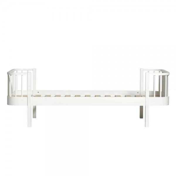 Oliver Furniture Wood Einzelbett weiß