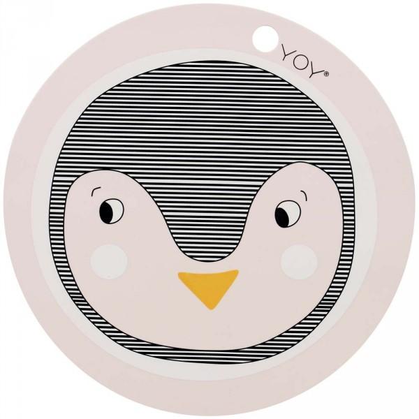 Oyoy Kinder Tischset / Platzset Pinguin