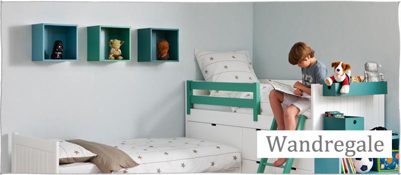 Kinderregale & Regale fürs Kinderzimmer im kinder räume ...