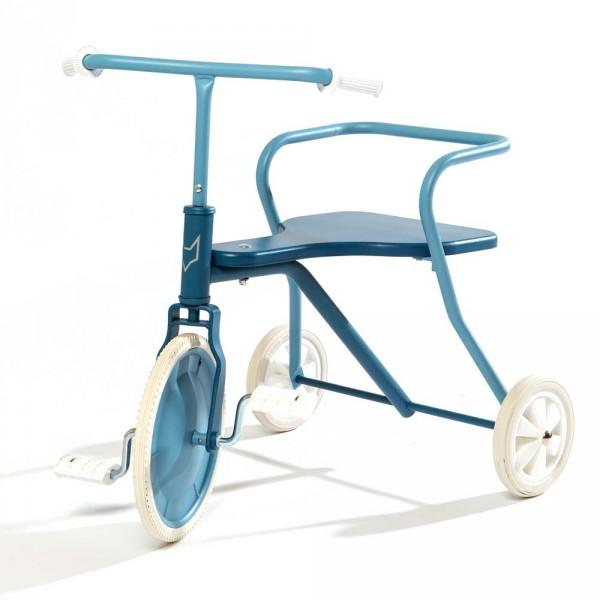 Kinder Dreirad blau von Fioxrider
