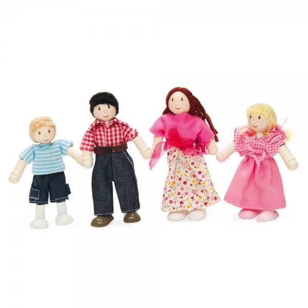 Le Toy Van Puppenhaus Zubehör Meine Familie