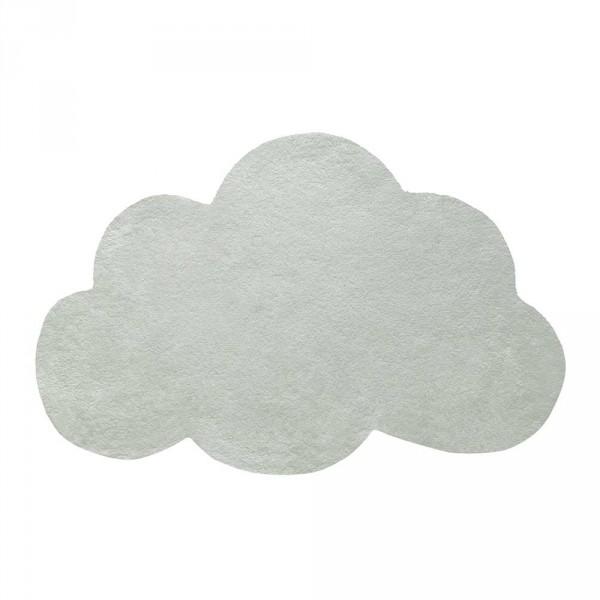 Lilipinso Teppich Wolke hellmint