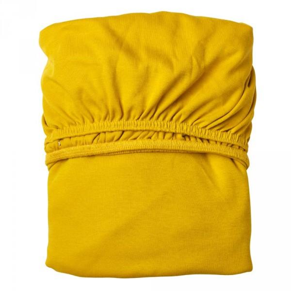 Leander Laken für Babybett gelb